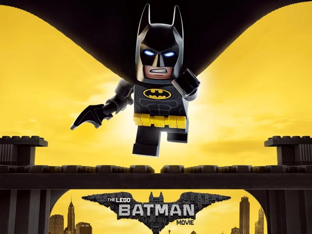 The Lego Batman Movie may not be as wildly creative as the film it follows, but it makes terrific use of its superhero source material. PHOTO: PINTEREST.