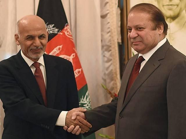 """Afghanistan needs to realise that it cannot beat the same decade old drum of """"Pakistan harbouring terrorists against Afghanistan"""".  PHOTO: AFP."""