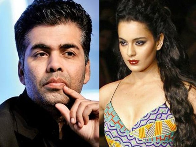 Kangana Ranaut was shamed in the media because of her personal life, she was rejected by media moguls like Johar himself.