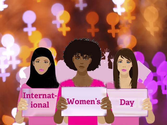 Hundreds of women around the globe in over 40 countries are marching on the streets to show the world the vital contribution of women to the economy and society at large.