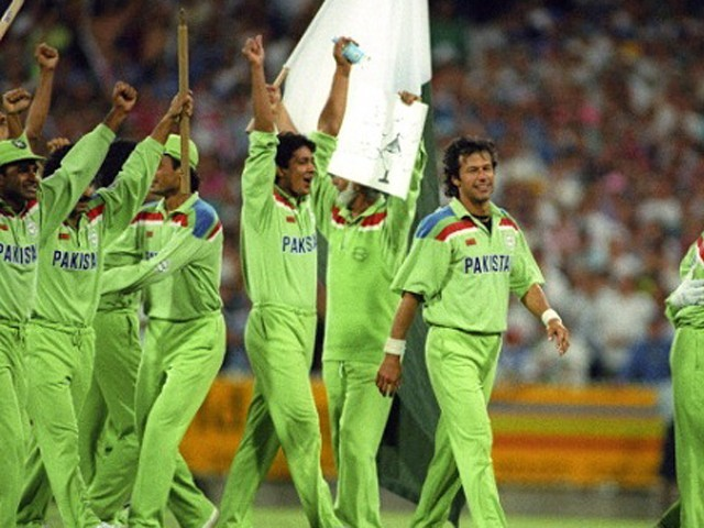 There was a time in the '90s – 1992 to be specific – when Pakistan was the World Champion in not one, but four different sports. PHOTO: ESPN