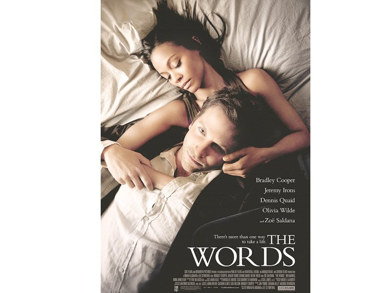 movie review the words   watch it write now