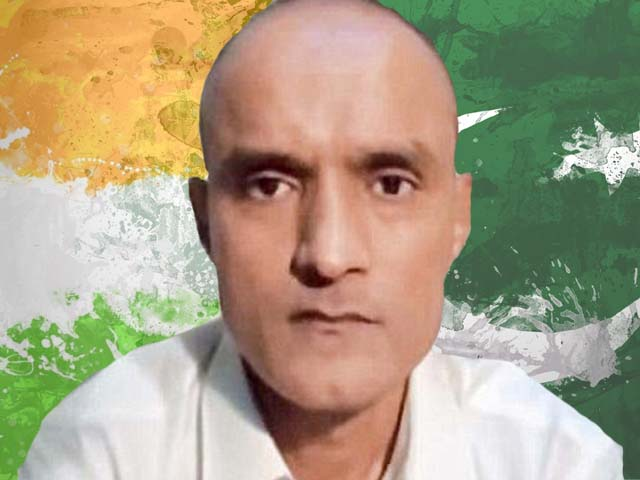India argues that Jadhav, who was sentenced to death by a military court, has not been given a fair trial.