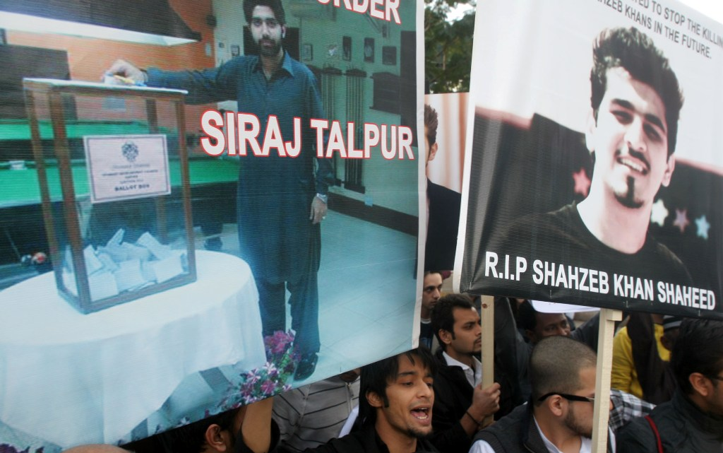 police have failed to arrest any of the accused nominated in the murder of shahzeb photo athar khan the express tribune