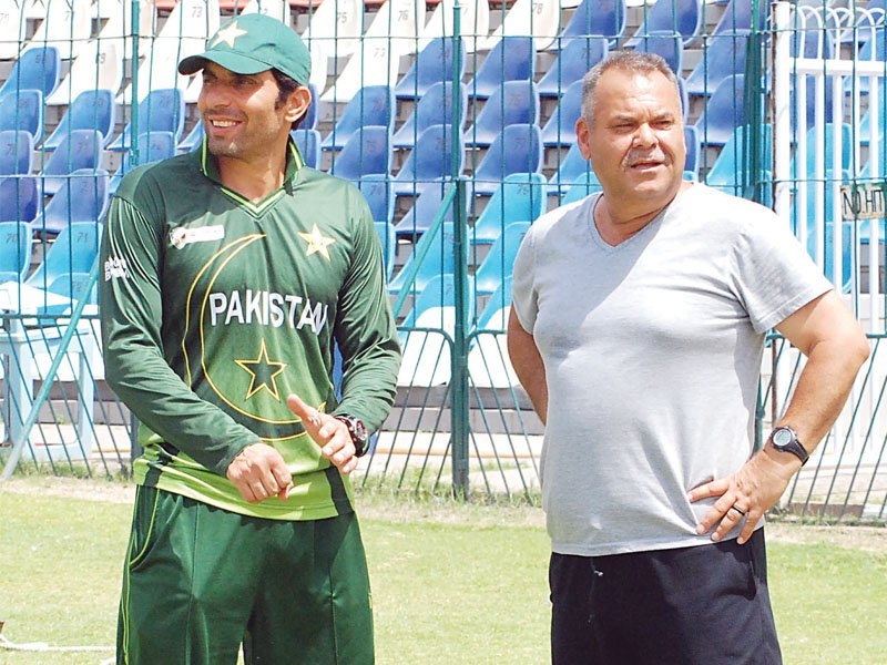 coach s nationality doesn t make a difference misbah