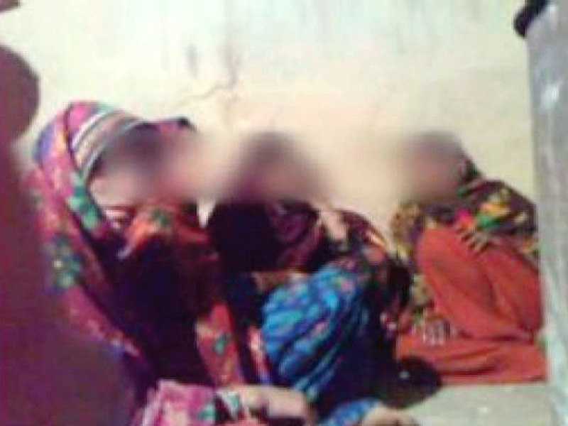 kohistan video controversy four accused in triple murder arrested