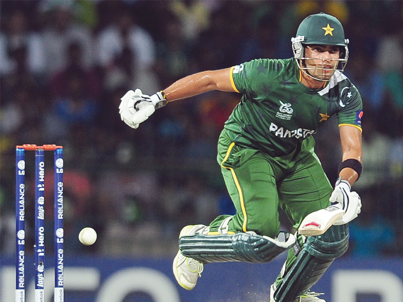 being benched is an embarrassment for me umar akmal
