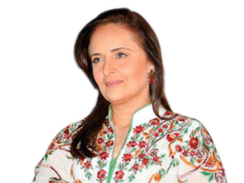 Hina Khwaja Bayat.