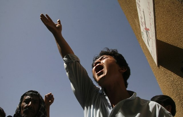 some political leaders have spoken about foreign hands being behind the recent violence in quetta photo reuters