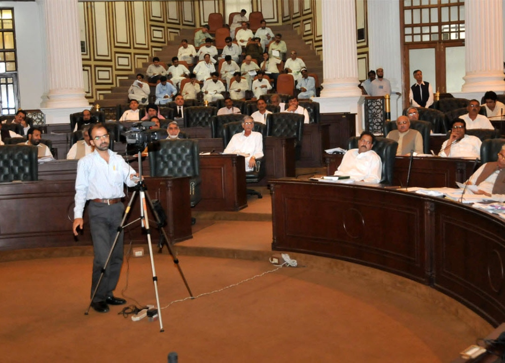 Marked improvement seen in attendance of ministers. PHOTO: EXPRESS/FILE