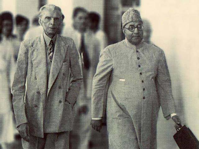 . Both Jinnah and Liaquat had their sights set upon a great objective that they both wanted to achieve. PHOTO: EXPRESS