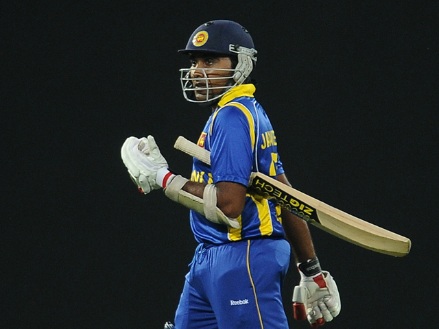 This will be Jayawardene's 183rd and final match as captain. PHOTO: AFP/FILE