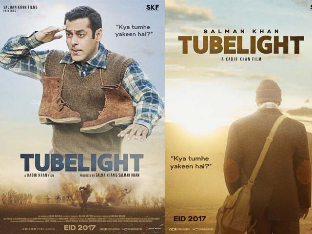 This is Kabir and Salman's third collaboration after the hits Ek Tha Tiger (2012) and Bajrangi Bhaijaan (2015).