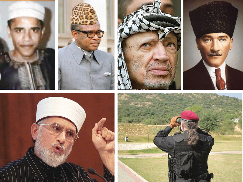 topi drama the hat matters as much as the head