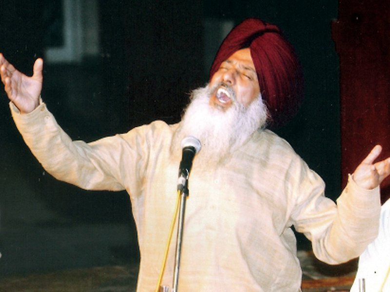quot indian artists in general feel threatened by the new talent that is coming in and the reality is that this new talent is much more talented quot indian music composer madan gopal singh photo file