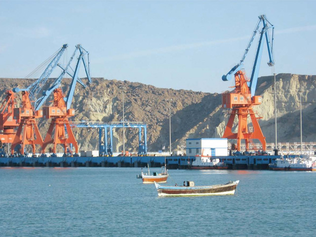 pakistan approved a deal transferring management of gwadar port on the arabian sea from a singapore company to china photo file