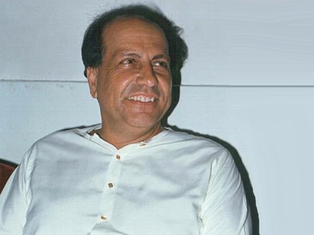 His larger than life personality remains part of his very broad legacy. PHOTO: SARA TASEER