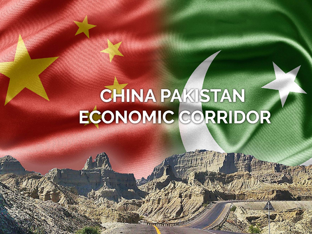 China is concerned that the acrimonious atmosphere between New Delhi and Islamabad could have an adverse impact on CPEC. PHOTO: CPEC