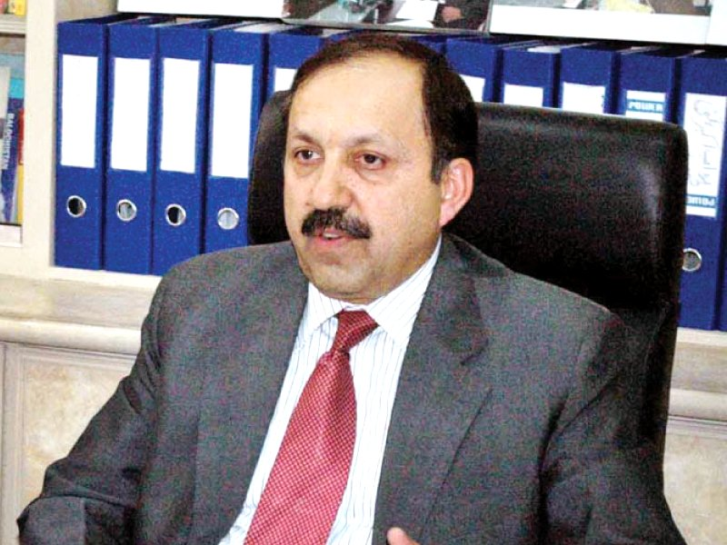 pm removes senior officials in quetta including ig police balochistan umar khatab photo file