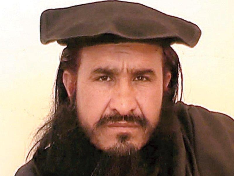 file photo of ttp deputy head maulvi faqir mohammad photo file
