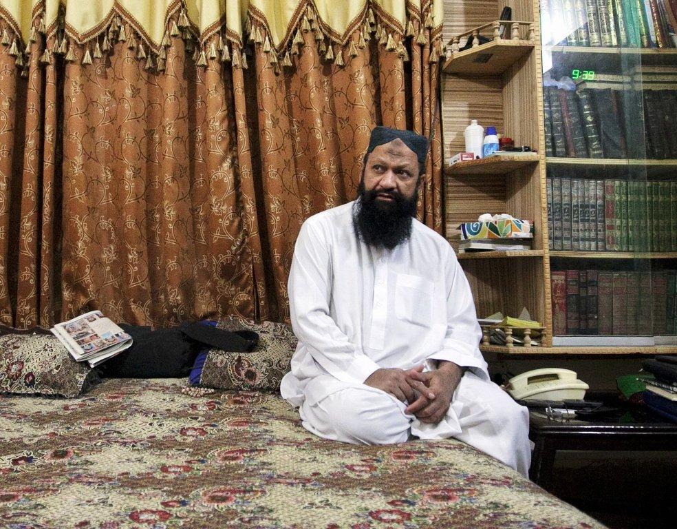 Malik Ishaq. PHOTO: REUTERS/ FILE