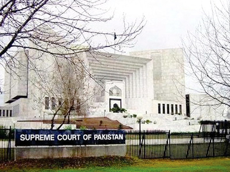 apex court told fresh legislation required to allow pakistanis abroad to vote photo file