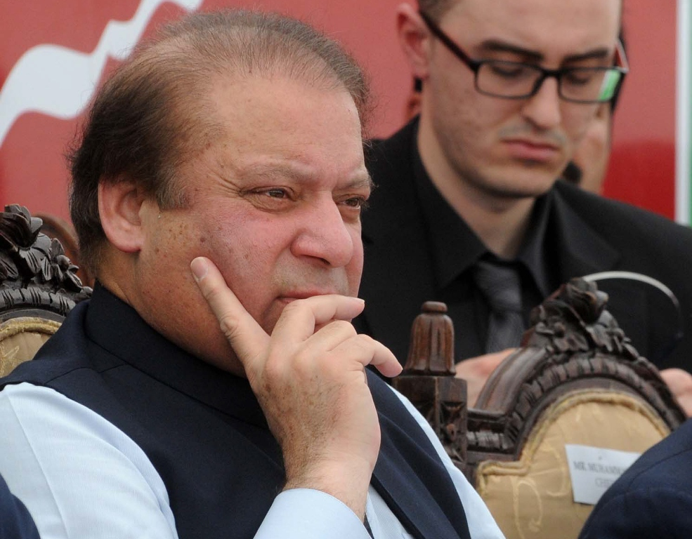 PML-N chief Nawaz Sharif. PHOTO: EXPRESS/ FILE