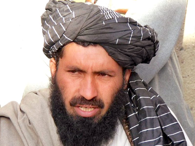 mullah nazir was allegedly killed in a drone strike early in 2013 photo file