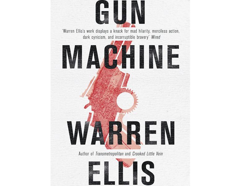 book review gun machine   cold steel