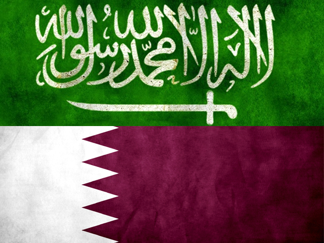 for qatar to falter towards the iranian side is the biggest sin in the eyes of nations who have tacitly fought it through proxies