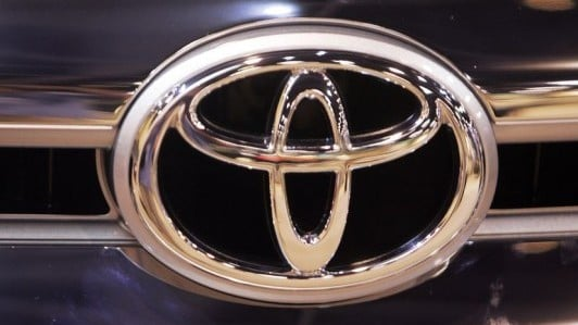 indus motors is the main manufacturer of toyota vehicles in pakistan photo file