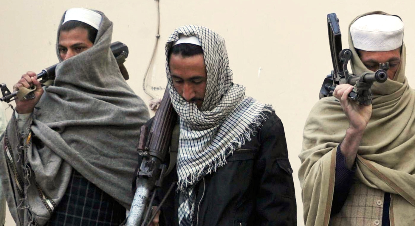 a file photo of taliban fighters photo afp file