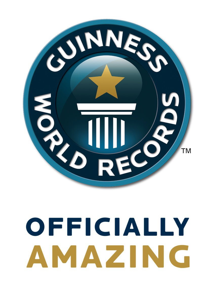 Pakistani youngsters won 6 more world records today at the Punjab Youth Festival. PHOTO: Guinness