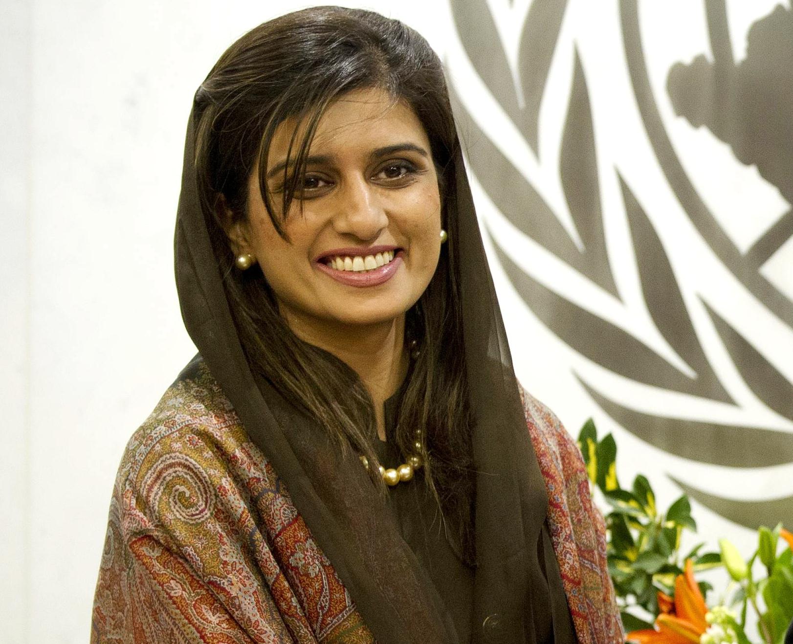file photo of foreign minister hina rabbani khar photo afp