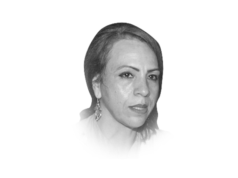 the writer is director of the department of gender studies at quaid i azam university in islamabad