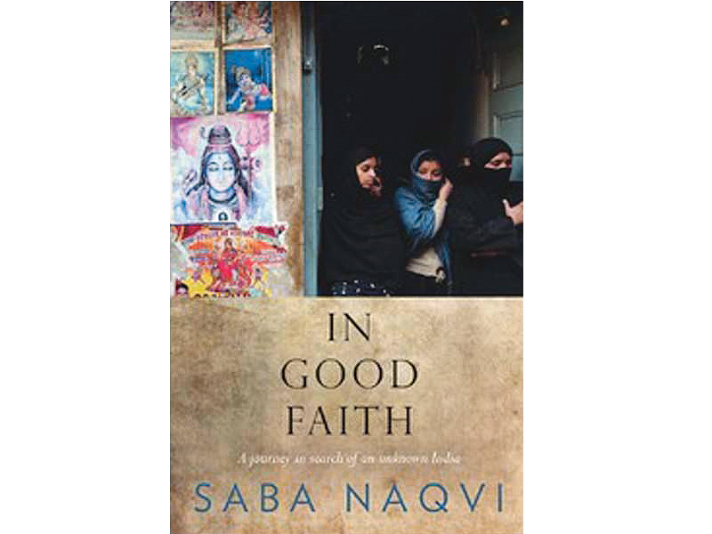 The book is Saba Naqvi's insight into India's religious diversity.