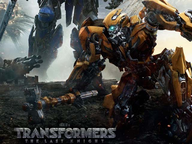 With a plot this convoluted, personally, the end of the world in Transformers: The Last Knight couldn't come soon enough for me. PHOTO: IMDb