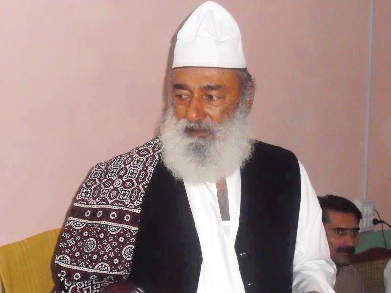 Pir Abdul Haq aka Mian Mitho.