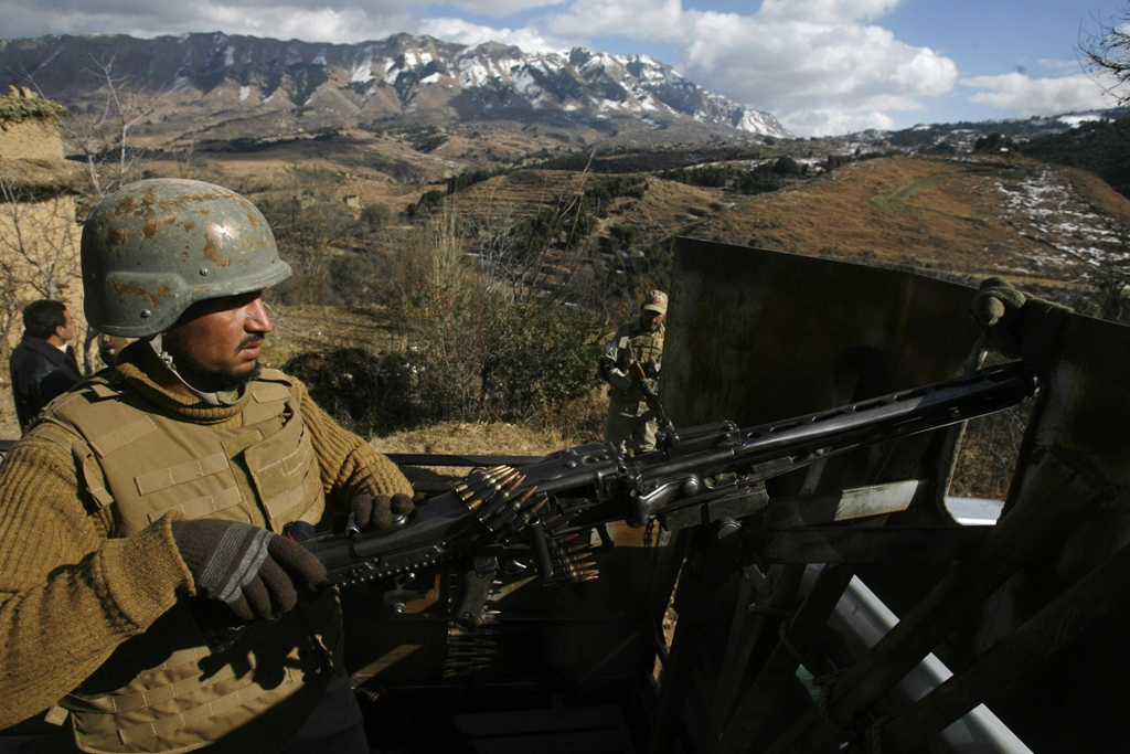 tirah valley clash leaves 14 militants 4 security officials dead