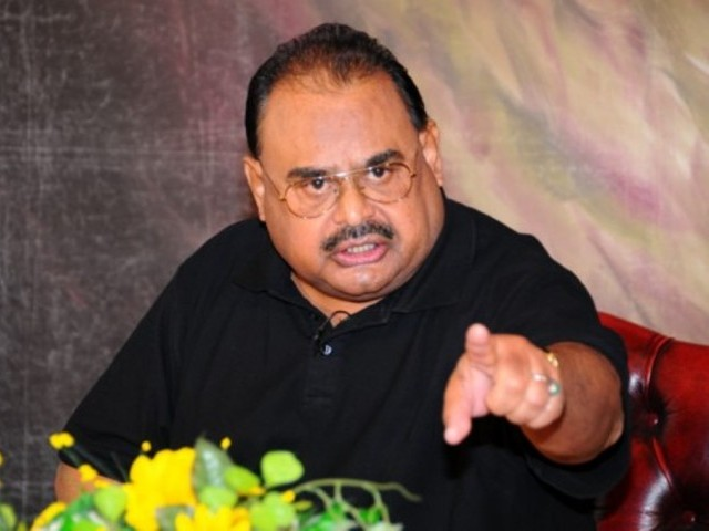 quot ros have no right to ask how many wives a candidate has and how much time he spends with them says mqm chief photo mqm file