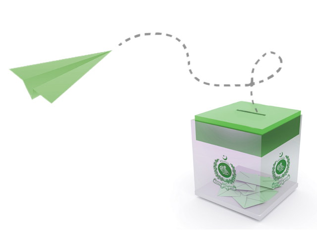 ecp says allowing overseas pakistanis to vote via a non certified computerised system can be disastrous for the electoral process design ema anis