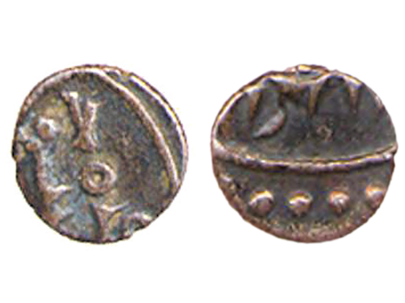 these silver coins were produced in mansura and used as currency over 1 000 years ago photo credit the fitzwilliam museum university of cambridge