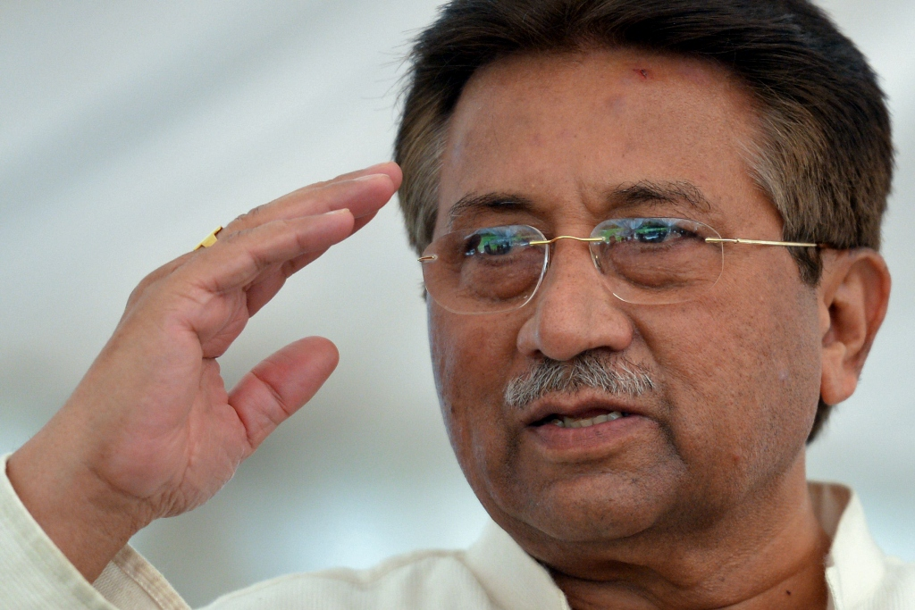 former president pervez musharraf photo afp