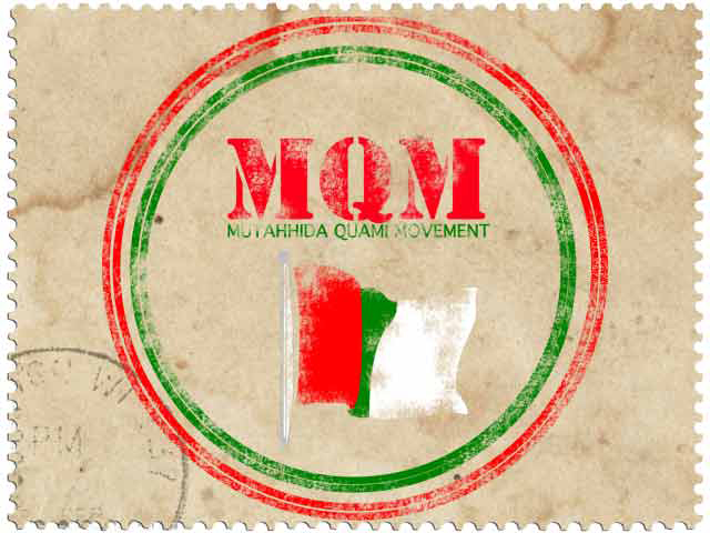 quot no steps are being taken by the caretaker government and the security agencies for protecting the life and property of the mqm workers and sympathizers quot says mqm co ordination committee photo file
