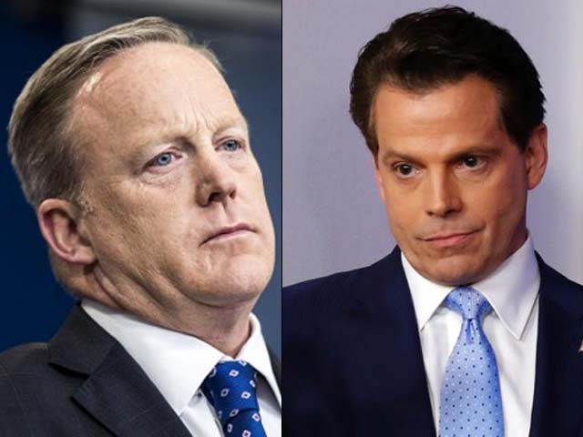 Scaramucci is a suave and savvy businessman who plays the TV well and is known for, just like Trump, ruthless business tactics.