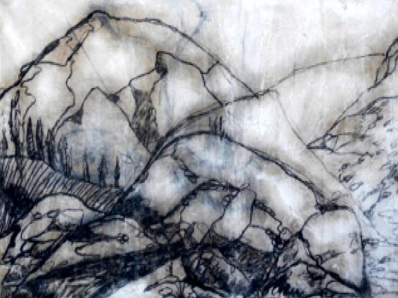innovative media exploring haunted terrain