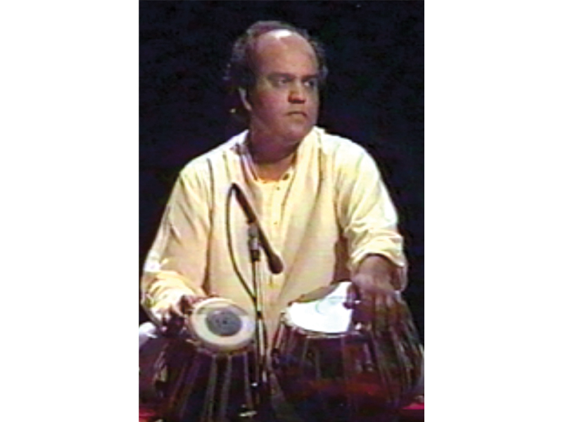 Ustad Mohammad Ajmal says modern-day tabla players are not well-paid, which may cause them to lose the motivation to succeed. PHOTO: FILE