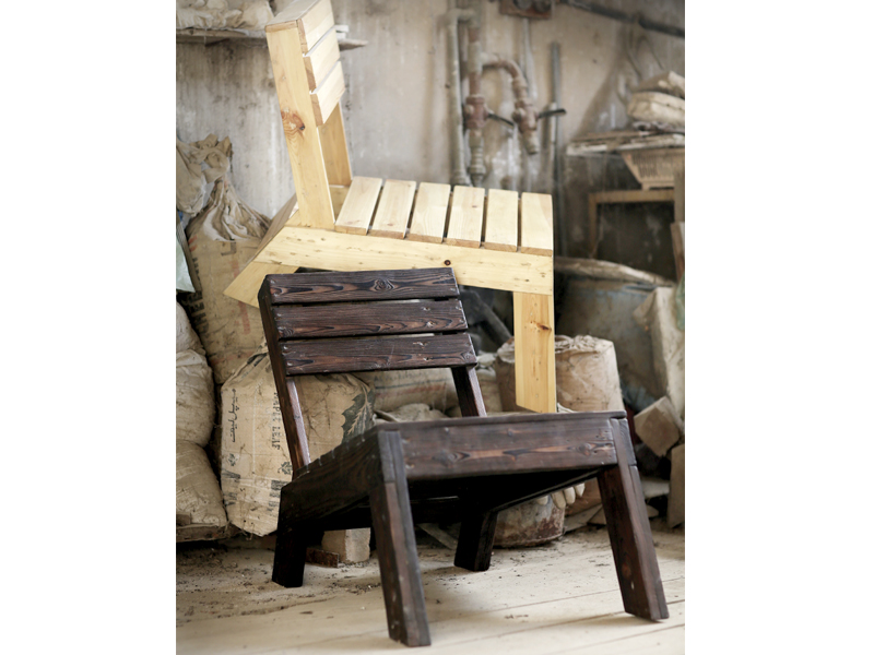 The Canteen Chair. PHOTO COURTESY: THE ELEPHANT WAREHOUSE