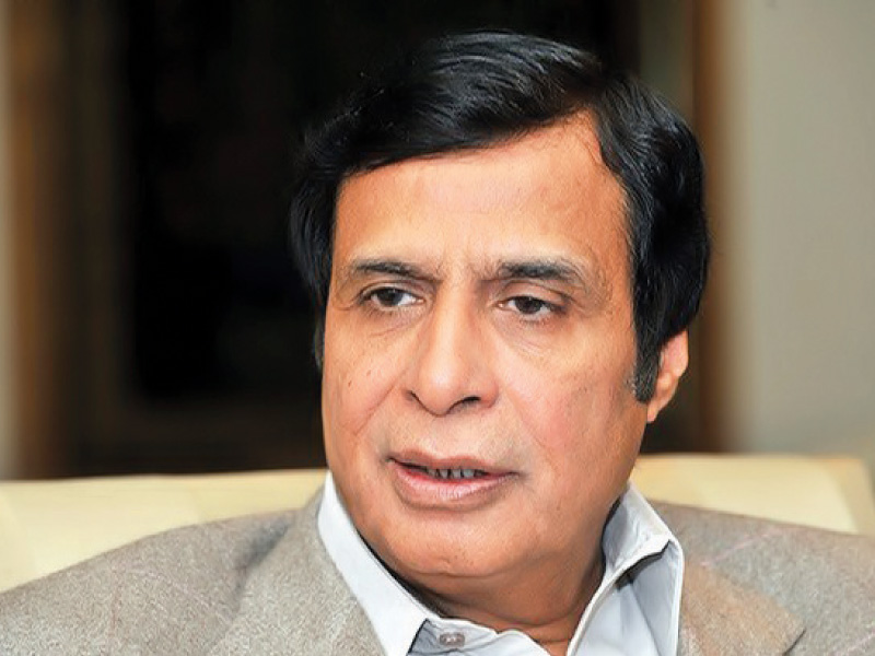 pervaiz elahi has been named in the attempted murder case of pml n candidate