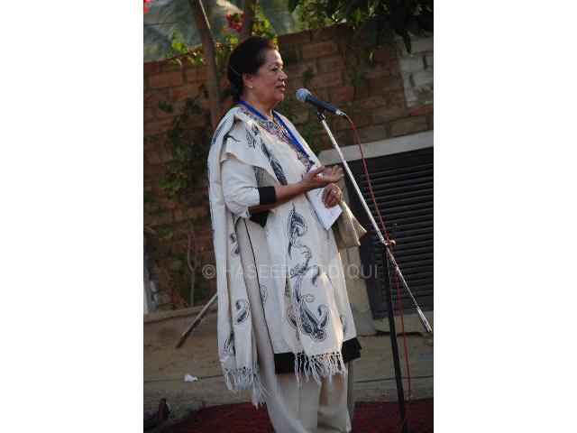 file photo of zahra hussain photo reuters